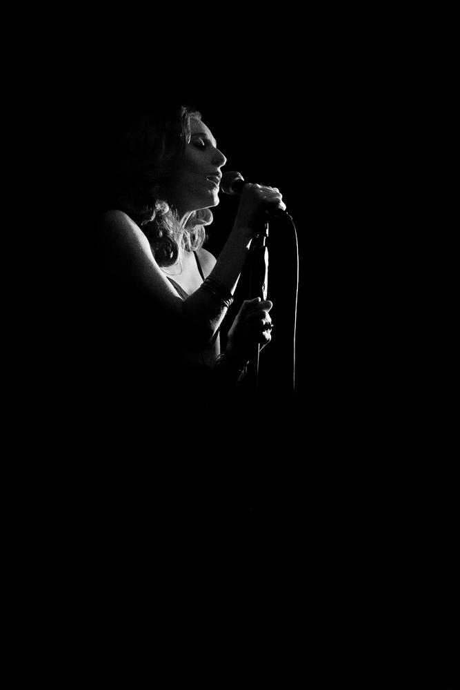Maud Cimbaro en concert