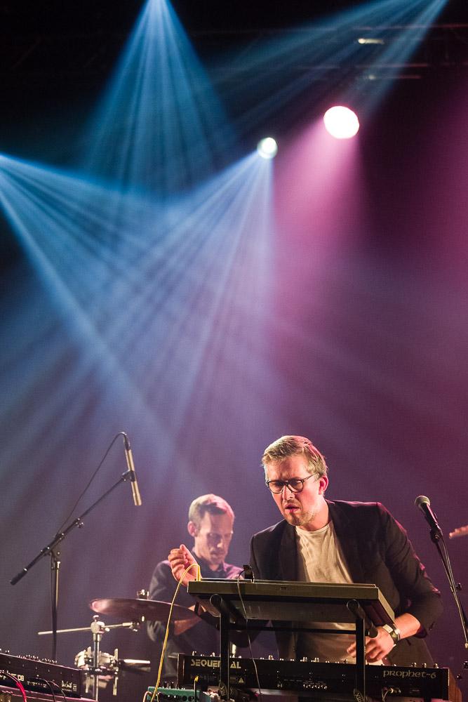 Chlorine Free en concert au Silex à Auxerre