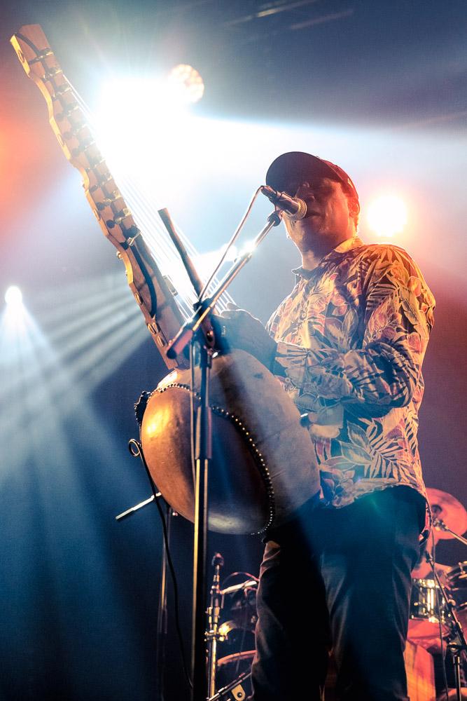 Djeli Moussa Conde en concert