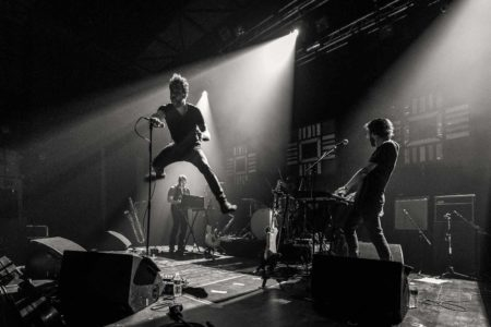 Nosfell en concert à Auxerre