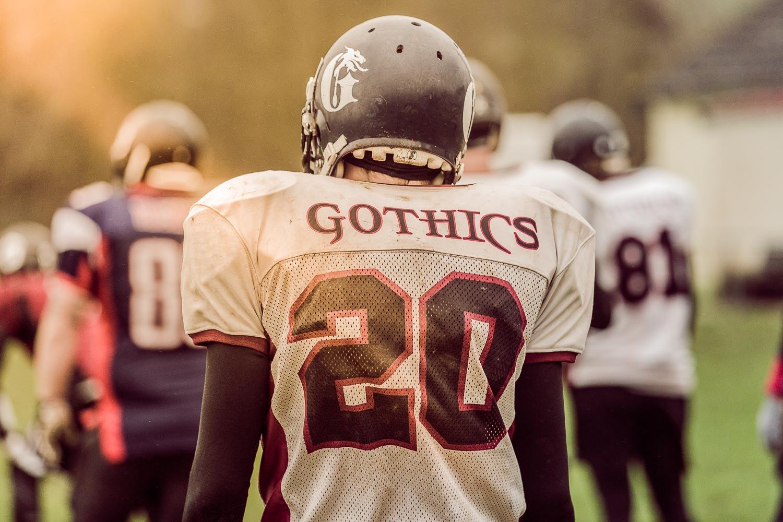 club de football américain des gothics
