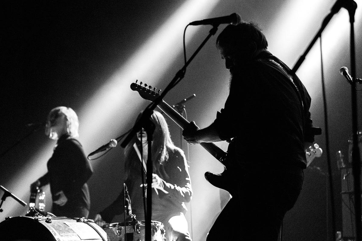 The Liminanas en concert
