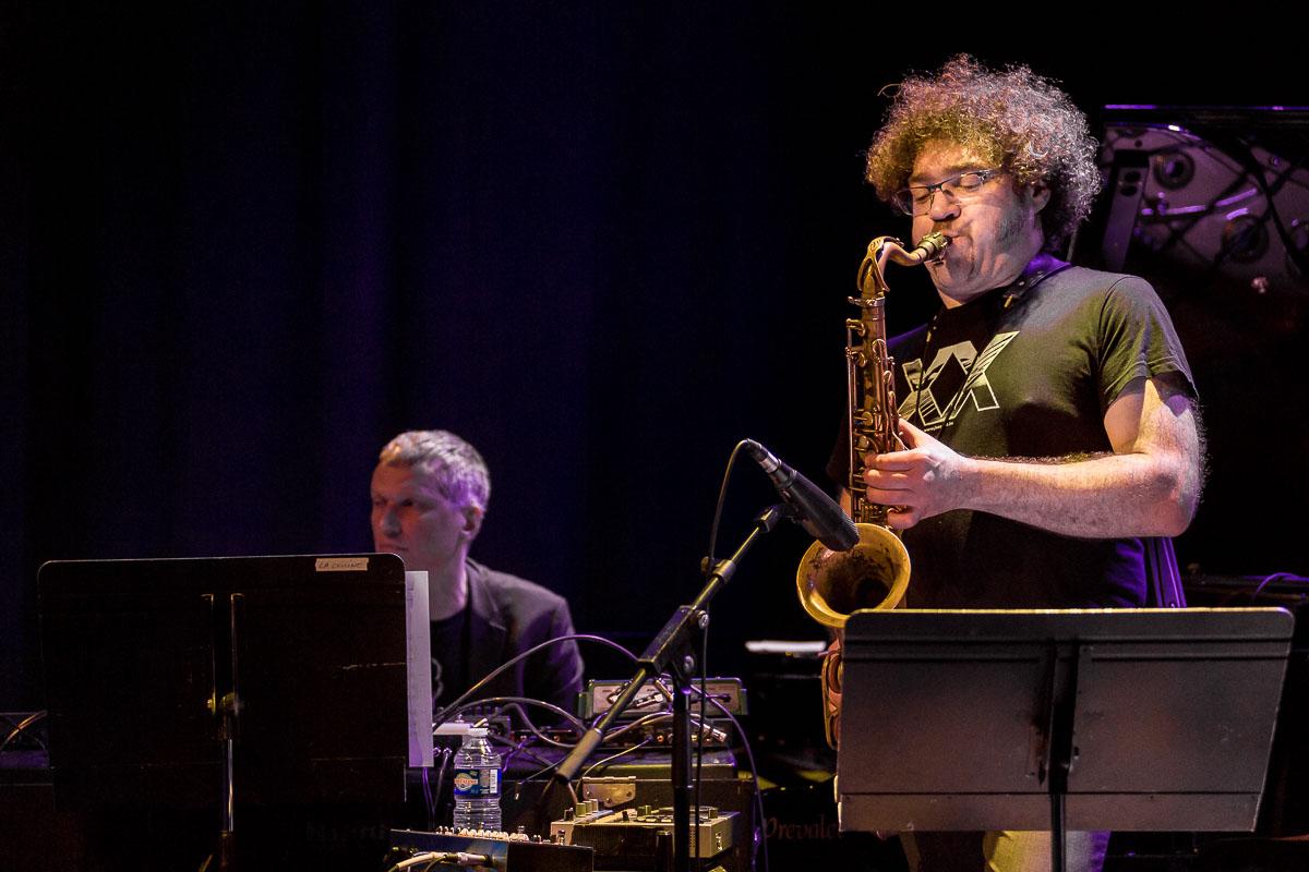 Stéphane Kérécki en concert