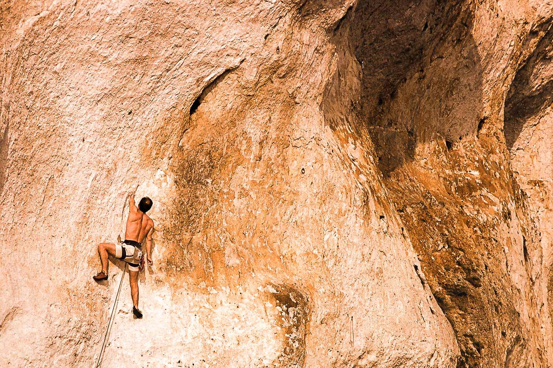 alpiniste non corrigée