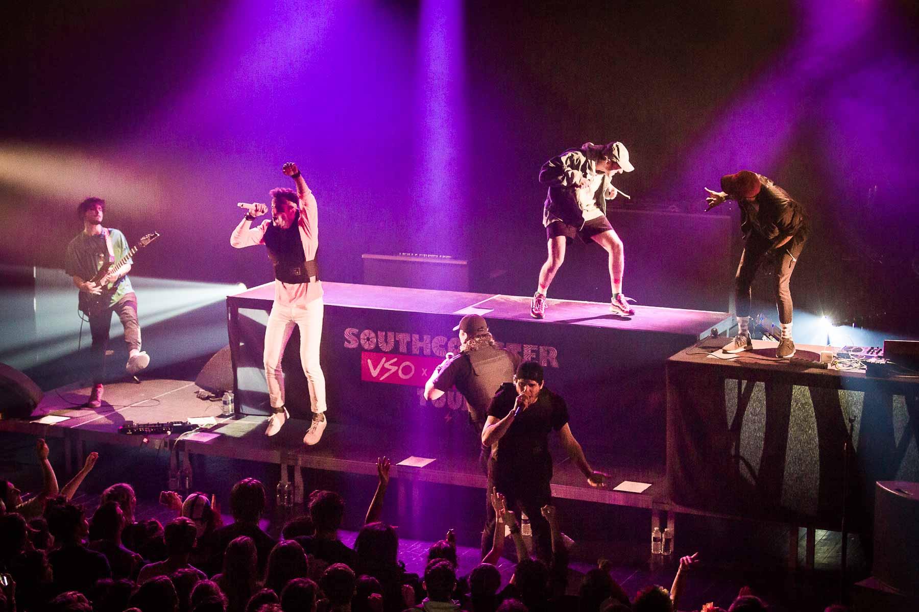 VSO X MAXENS concert au silex