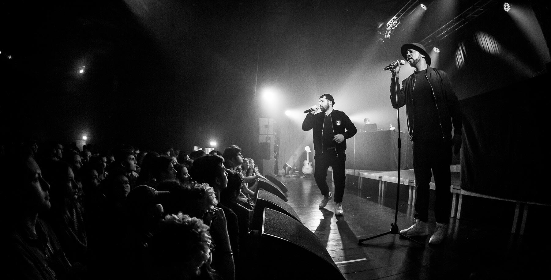 toxic citizens en concert au silex